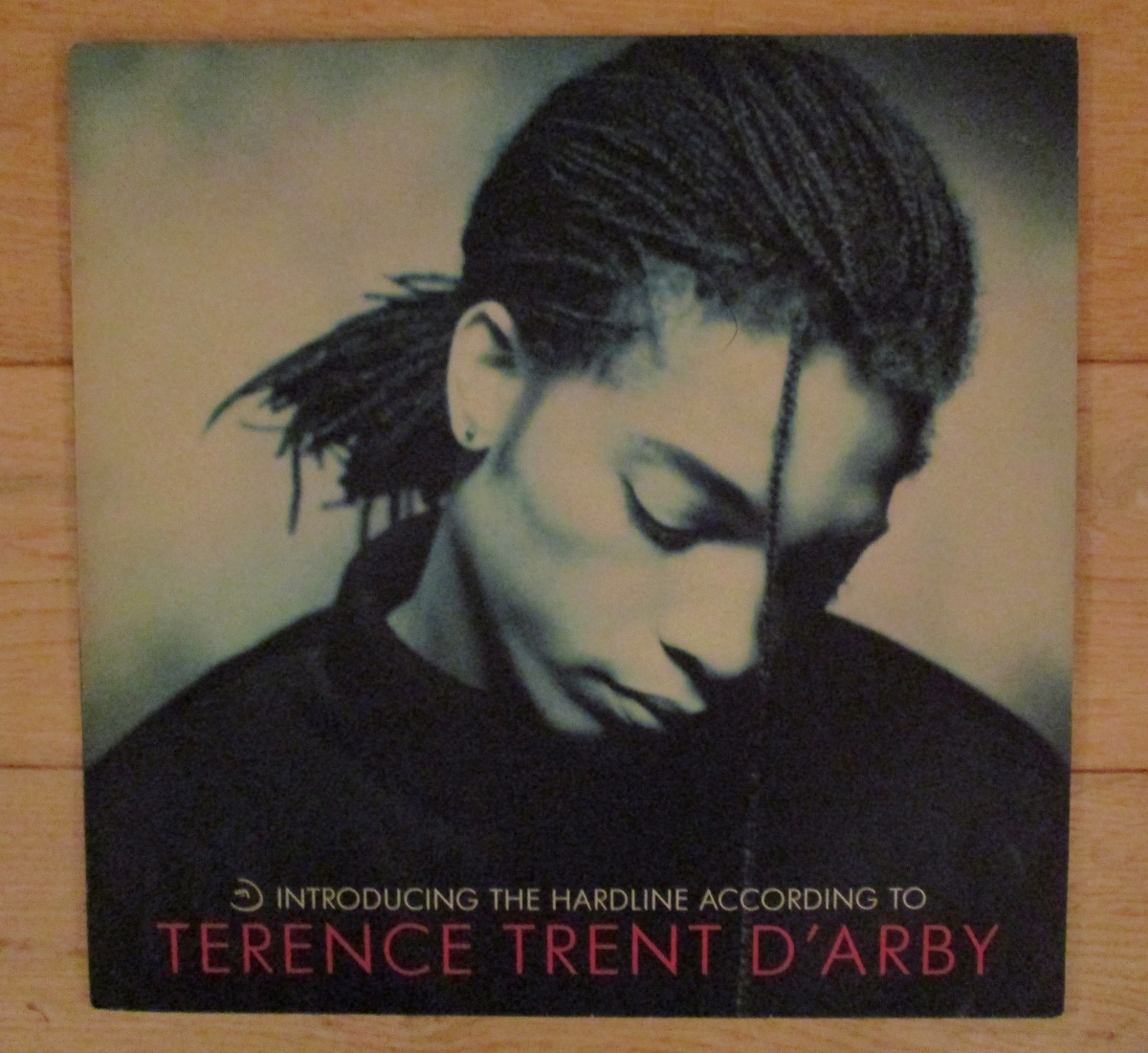 Vintage Vinyl in the charity shop: Terence Trent D'Arby