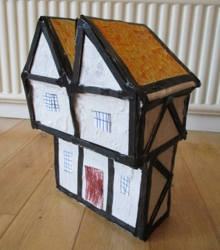 tudor house model