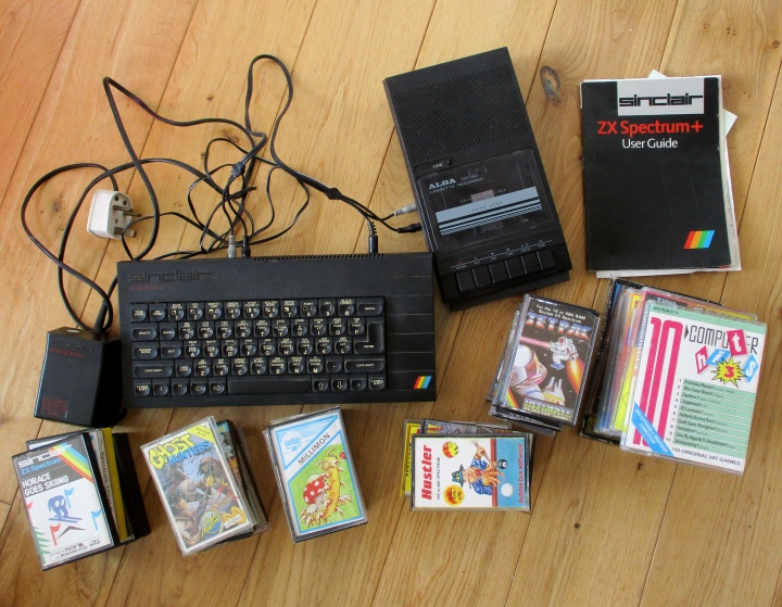 spectrum and games