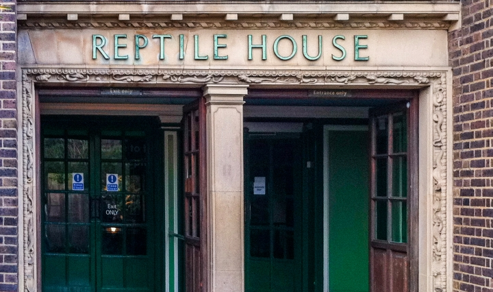 reptile house image